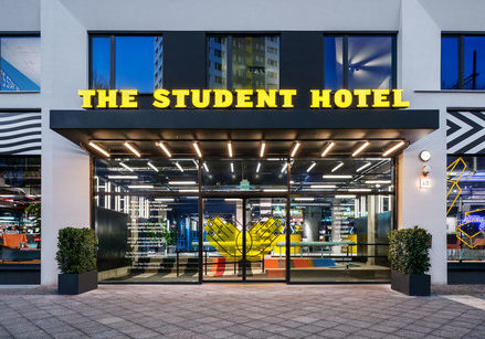 Interior Design Photo Shoot of The Student Hotel Berlin   TSH Berlin - Official Images by Sal Marston Photography